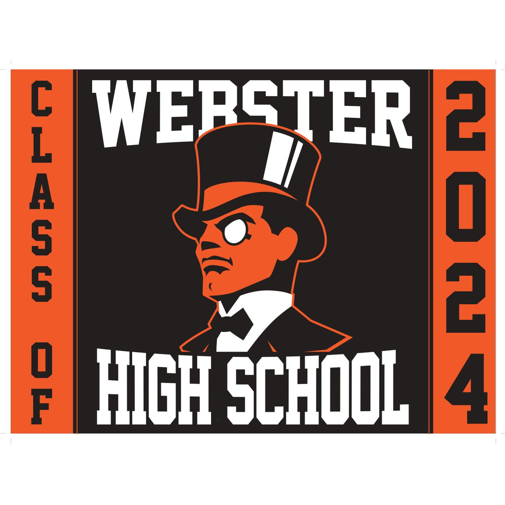 Class of 2024 Yard Sign - DONATION