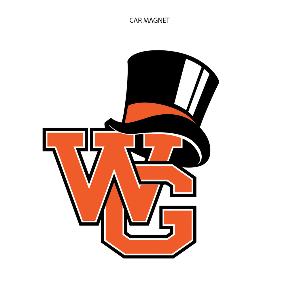 Acc. - WG Statesmen Locker Magnet (not for cars)