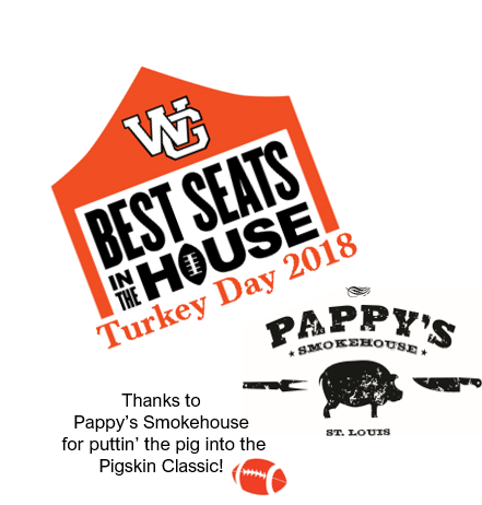 TURKEY DAY RAFFLE - Best Seats in the House