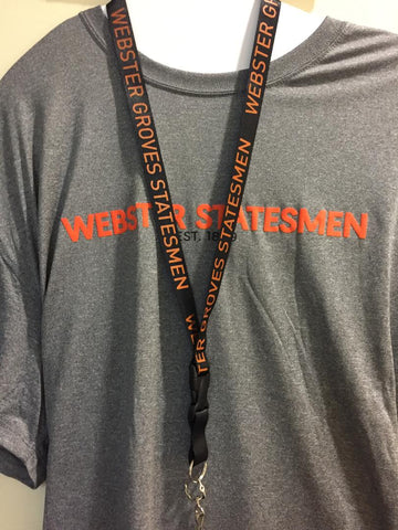 WEBSTER STATESMEN Lanyard