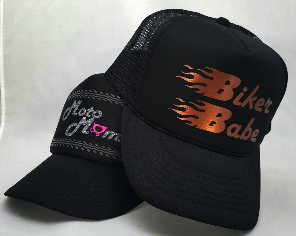 Busy, Busy, Busy!!!  New Biker Hats!