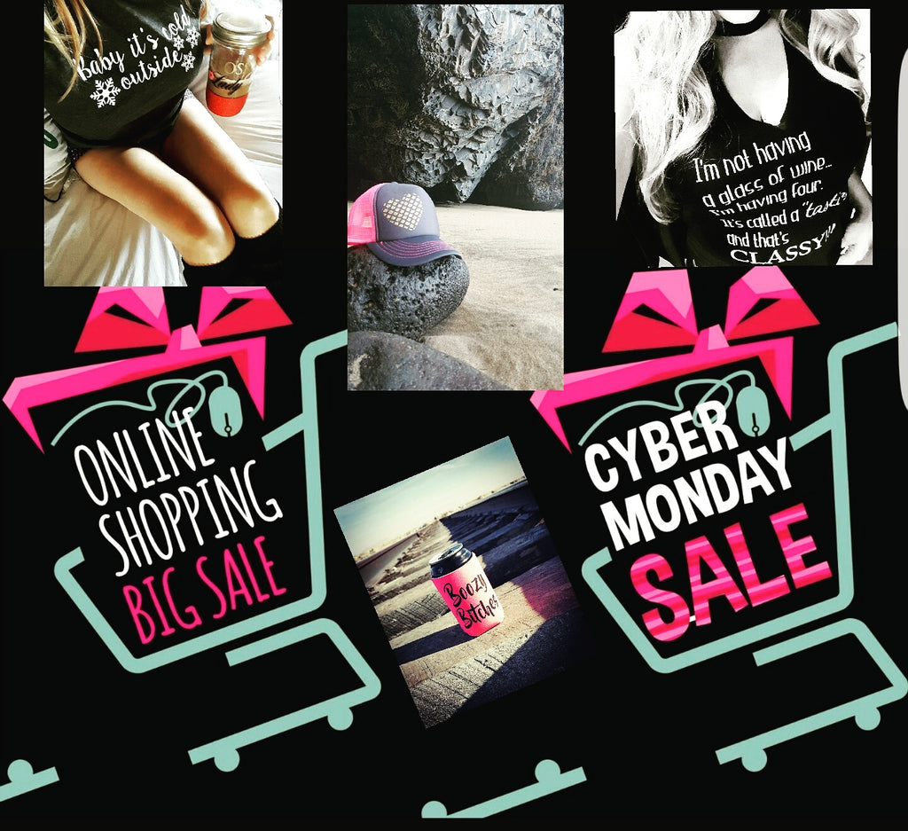 Hooray for Cyber Monday!