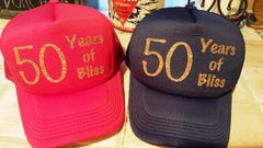 50 Years of Bliss Trucker Hats