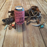 Concert Dancin' Country Girl Koozie -  - Sweet or Spicy Apparel - 2