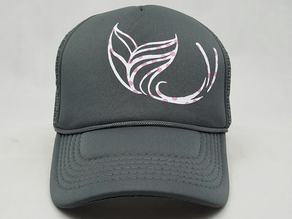 Mermaid Tail Trucker Hat