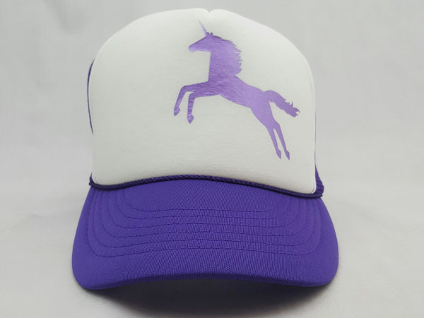 Unicorn Youth Trucker Hat