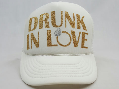 DRUNK IN LOVE Trucker Hat