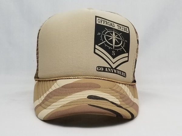 OFFROAD TRIBE Trucker Hat