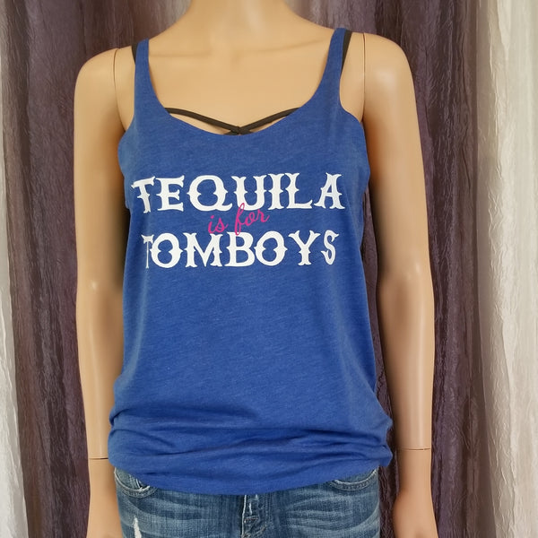 Tequila is for Tomboys Tank