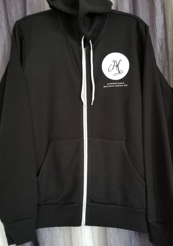 Angela Kung Zip up/Pullover Hoodie Sweatshirt
