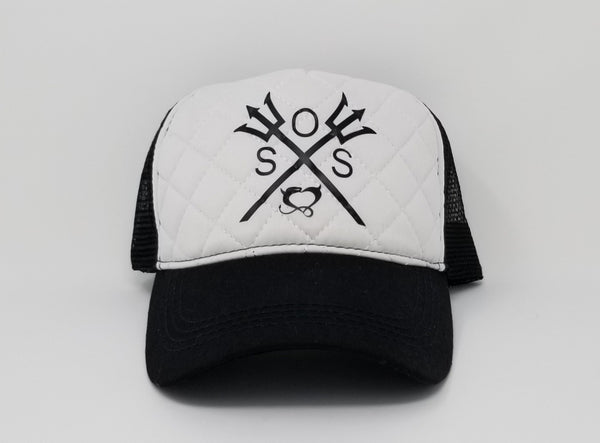 Sweet or Spicy Logo Trucker Hat