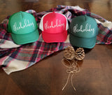 Alcoholiday Trucker Hat