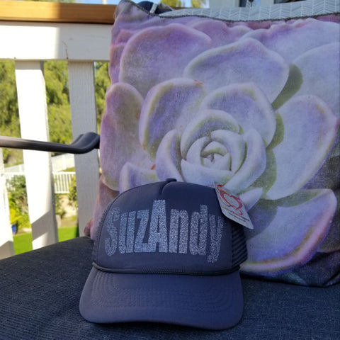 SuzAndy Trucker Hat