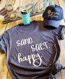 Ocean Air Salty Hair Trucker Hat
