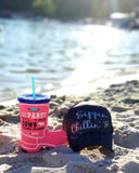 Sippin' and Chillin' Trucker Hat