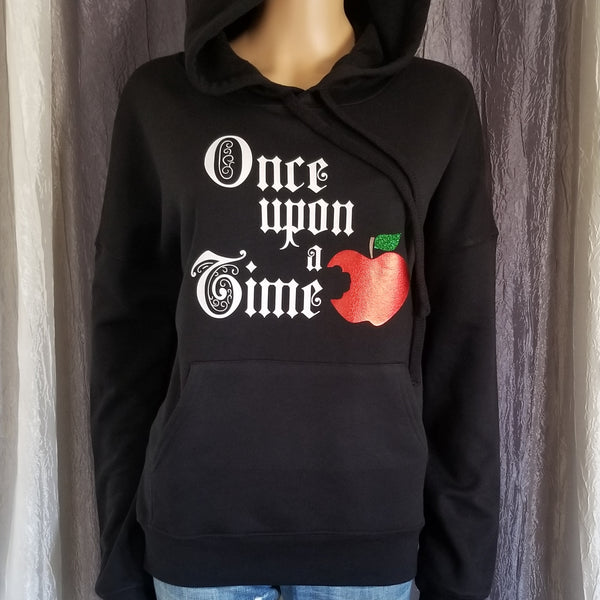 Once upon a Time  Hoodie Sweatshirt
