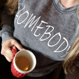 HOMEBODY Raglan Sweatshirt