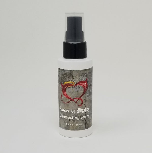 Sweet or Spicy Disinfectant Spray