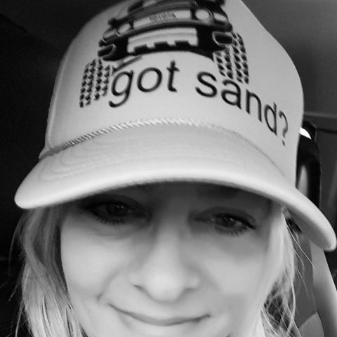 FJ Got Sand? Trucker Hat -  - Sweet or Spicy Apparel - 5