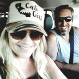 Cali Girl Trucker Hat -  - Sweet or Spicy Apparel - 8