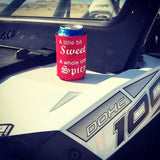 A little bit Sweet, A whole lotta Spicy Koozie -  - Sweet or Spicy Apparel - 3