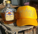 Sunshine & Whiskey Trucker Hat -  - Sweet or Spicy Apparel - 4