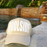 POOLSIDE Trucker Hat