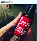 Boozy Bitches Coolie