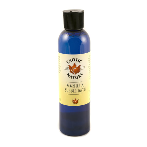 Exotic Nature Vanilla Bubble Bath