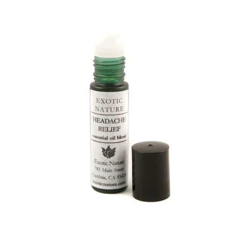 Exotic Nature Headache Relief Blend