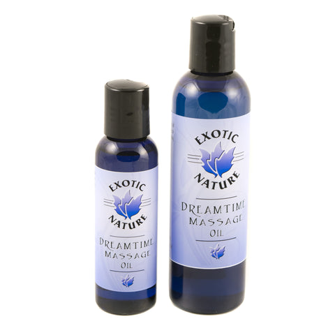 Exotic Nature Dreamtime Massage Oil