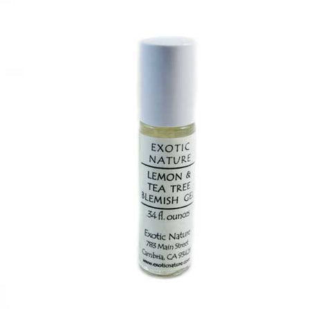 Lemon & Tea Tree Blemish Gel