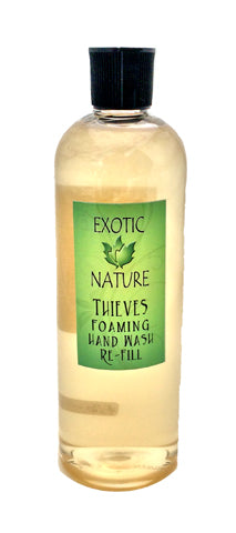 Exotic Nature Thieves Foaming Handwash Re-fill