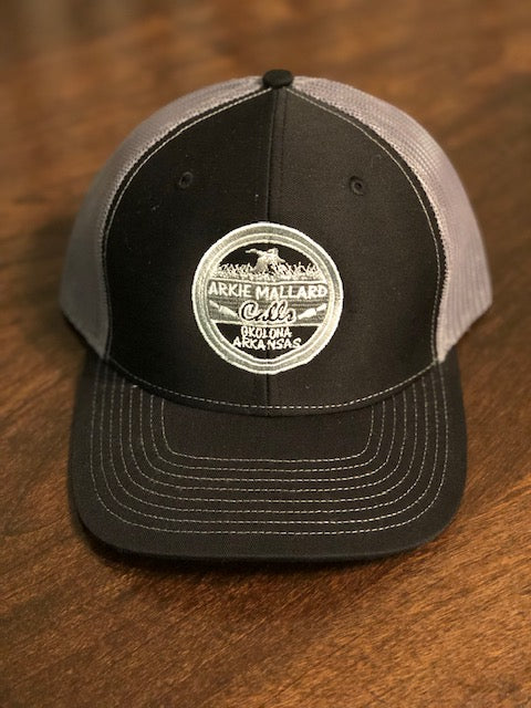 Cap - Black and Gray