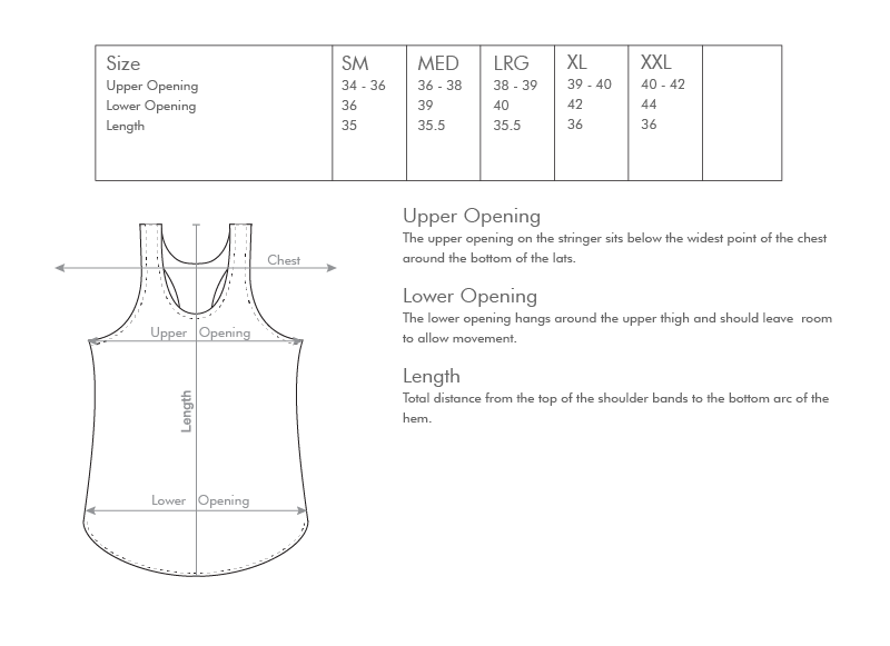 Volition Men's Stringer