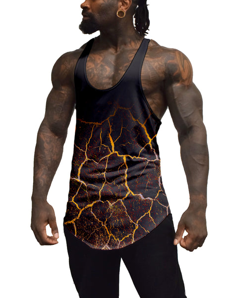 Earthquake Stringer Tanktop