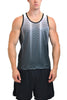 Men's Graphic Eclipse All Over Print Fitness Tanktop