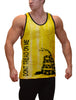 Gadsden Flag Fitness Tank Top
