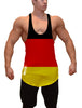 Flag of Germany Stringer Tanktop