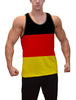 Flag of Germany Fitness Tank Top
