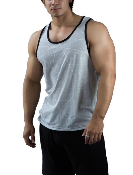 Uncharted Fitness Tank Top