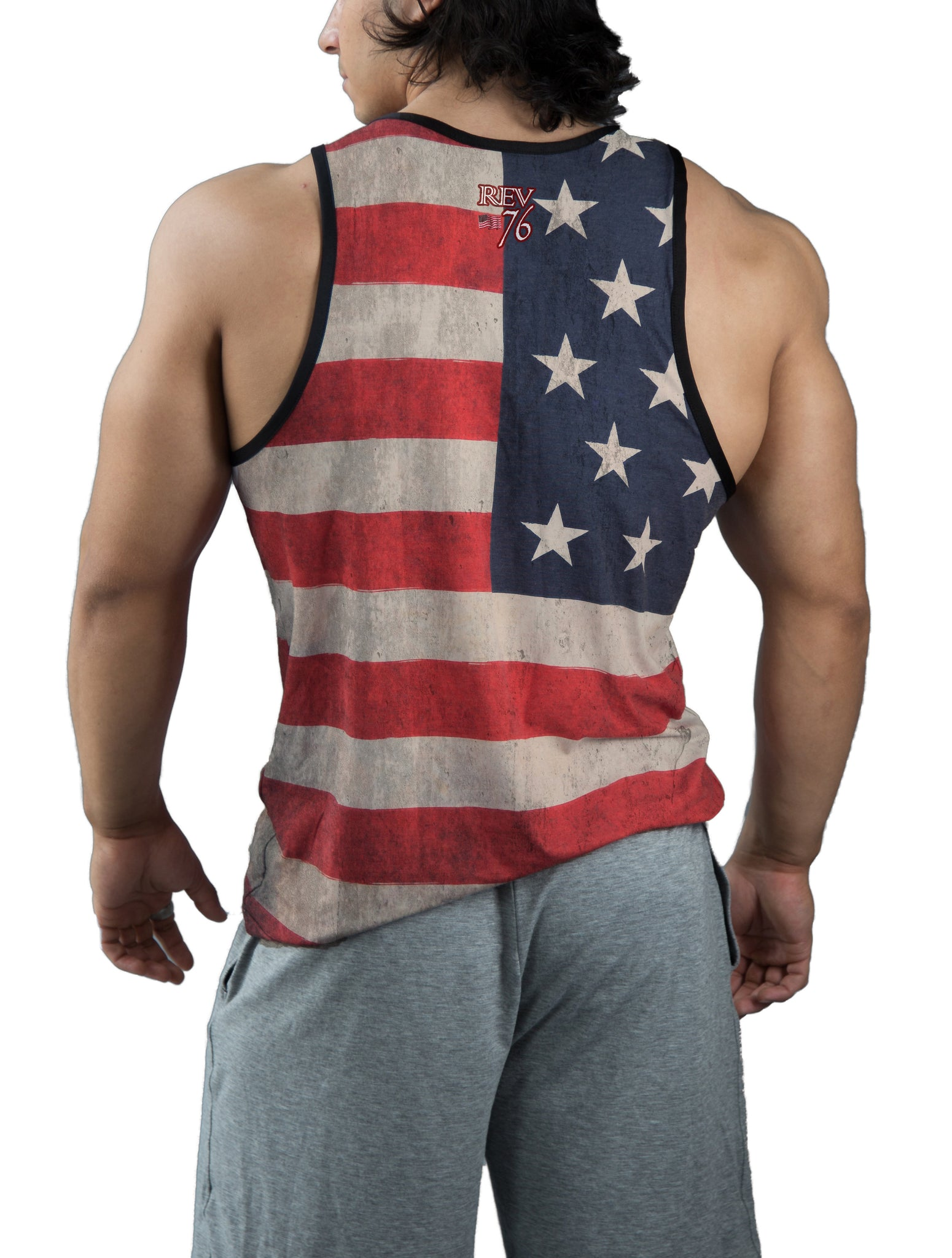 Old Glory Fitness Tank Top