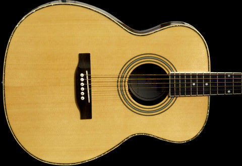 000 Limited Serial Number 002 | Mixson Acoustic Guitars