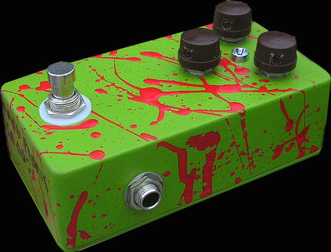 @MadPedals Alien Blood Professional Overdrive V1