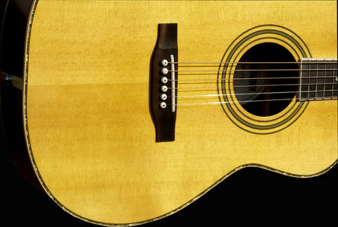 000 Limited Serial Number 003 | Mixson Acoustic Guitars