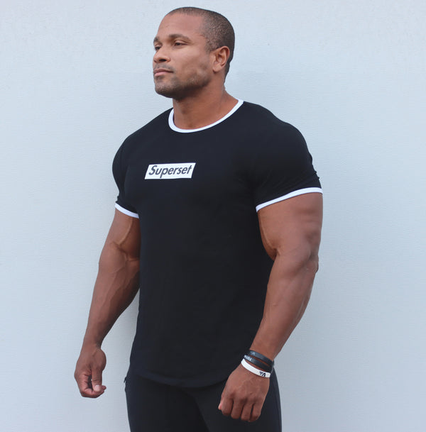"TOTAL ALPHA ""SUPERSET"" TEE"