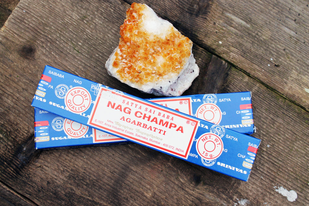 Nag champa - Incense