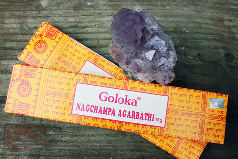 'Goloka' Incense.