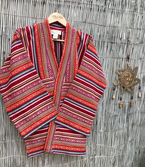 Nepal Weave Jackets - One Size NEW