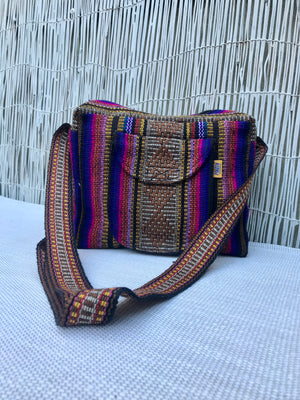 Large Pinzon Shoulder Bag